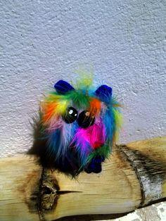 Milagro de la muñeca en plumas de Regalosuerte en Etsy