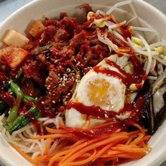 """Korean food meets Chipotle""! Not too familiar w/ Korean food? No worries. Dan A. breaks it all down in today's ROTD! http://www.yelp.com/biz/brown-rice-korean-grill-baltimore?hrid=B8BYJhDDxSesdwoIwimnDQ"