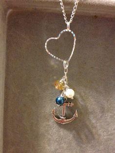 Love My Sailor by JenJenNavyMom on Etsy, $15.00