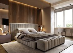 Cool Bedroom Interior Design Ideas With Luxury Touch - Page 33 of 48