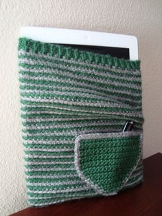 for Ipad's #crochet