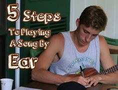 Easy tips for playing your ukulele by ear.