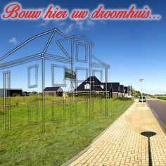 Bouw uw droomhuis aan de Schoolweg te Julianadorp...