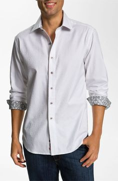 Robert Graham 'Windsor' Sport Shirt | Nordstrom