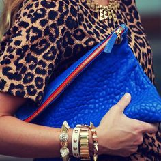Oversize Clutch by Clare Vivier