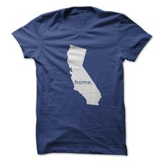 California Home Shirt Makes a Great Gift For Any Califo T Shirt, Hoodie, Sweatshirt