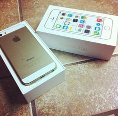 Loving my new iphone5s!!! Best Christmas ever!!!!