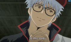 here, we have Gintoki teaching you kids that shoujo manga will never be realitic Gintama Gif, Gintama Funny, Me Me Me Anime, Anime Guys, Manga Anime, Funny Face Gif, Funny Faces, After School Special, Gintama Wallpaper