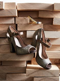 #Leaf #Roller #Heels #Anthropologie #Store #Style: #Looks From Our #Fall #Fashion #Shows on the #AnthroBlog