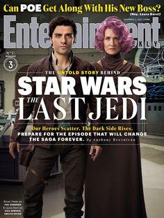 <em>The Last Jedi:</em>Venture into the<em>Star Wars</em>galaxy with four new EW covers