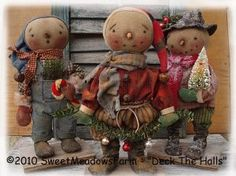 Deck the Halls  by Sweet Meadows Farm