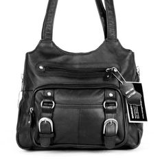 Concealed Carry Purse - Genuine Leath... for only $61.96