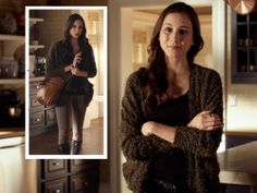 Spencer's Look for the Fall