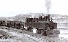 Trenes antiguos en España, extraído de viejo noticiero NODO (1942-1981)del Franquismo