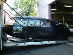 Dymaxion returns to National Automobile Museum after restoration