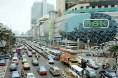 Bangkok, Thailand - Visit the Grand Palace, go on a river tour, visit the Chinatown market, and go on a dinner cruise.