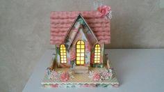 Melissa Frances Large queen Ann House Paperhouse