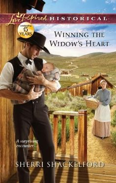 Winning the Widow's Heart (Love Inspired Historical)