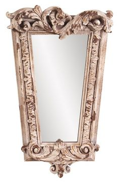 HOWARD ELLIOTT COLLECTION 'Noelle' Distressed Mirror available at #Nordstrom