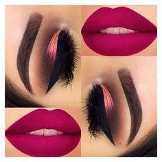 Amazing Wedding Makeup Tips – Makeup Design Ideas Eye Makeup Steps, Makeup Eye Looks, Beautiful Eye Makeup, Smokey Eye Makeup, Skin Makeup, Eyeshadow Makeup, Creative Eye Makeup, Simple Makeup, Easy Makeup