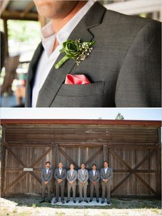 groomsman looks http://www.weddingchicks.com/2013/09/18/vintage-pastel-wedding/