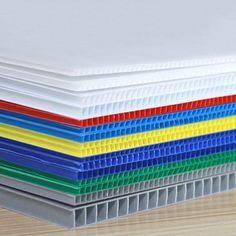 Anti Static Polypropylene Board Esd Corrugated Sheet