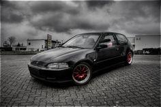 Honda Civic EG6 01 by SniKKaz on DeviantArt