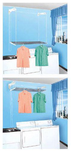 Ezy Lift Pulley Infoor Clothesline
