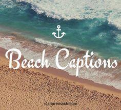 31 Best beach insta captions images