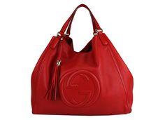 Bolsa Gucci Soho Leather Shoulder Bag Original - US4   Etiqueta Única 473db2e291