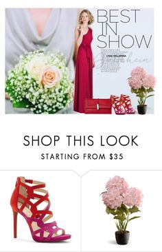 """""""Best in show"""" by belle-papillon ❤ liked on Polyvore featuring National Tree Company and Danielle Nicole"""