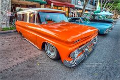 1963 chevy suburban   by pixel fixel