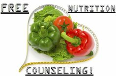Free Nutrition Counseling from an actual Nutritionist. He has helped me tremendously with my diet and understanding of healthy eating.