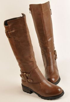 European Style Pure Color Zip Over-the-knee Boot