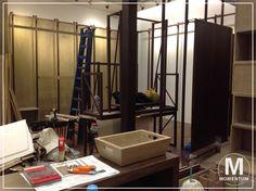 Proceso de remodelación Exit San Miguel.  Más información a: info@momentumretail.com.pe
