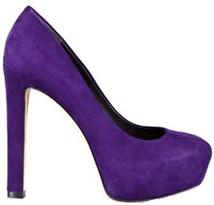 B Brian Atwood Savita Pump in Purple  |  ≼❃≽  @kimludcom