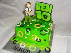 cake Ben 10 dort Ben 10