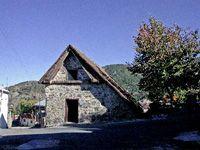 Cyprus - Archaggelos Michael church, Pedoulas