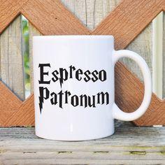 Hey, ho trovato questa fantastica inserzione di Etsy su https://www.etsy.com/it/listing/203864729/caffe-espresso-mug-patronum-harry-potter