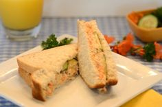 Day-dreaming of a Beach-Style Cold Chicken Sandwich (Sanduíche Natural de Frango)…