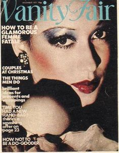 Pat Cleveland for Vanity Fair