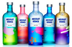 Family Business, Sweden . Each of the several hundred thousand bottles of Absolut has a unique design .