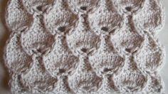 Knitting Stiches, Knitting Videos, Knitting Designs, Knitting Patterns, Crochet Patterns, Shag Rug, Stitch Patterns, Knit Crochet, Embroidery
