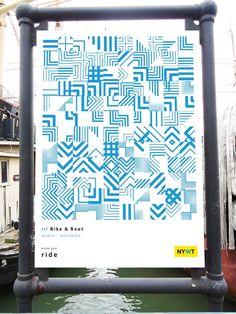 New York Water Taxi Rebrand by Suzana Basic, via Behance
