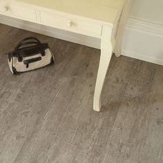 Polyflor Camaro Smoke Brushed Elm 2233 Vinyl Flooring CAN BE LAID AS STRAIGHT BOARDS