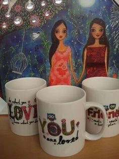 regalo ideal para tu amiga Patagonia, Ideas Para, Mugs, Tableware, Art, Gift, Objects, Art Background, Dinnerware