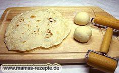 Tortillawraps: sehr einfach, super schnell und mit Zutaten, die man immer zu Hause hat.