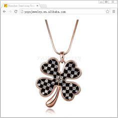 High end fashion jewelry
