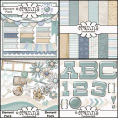 GRANNY ENCHANTED'S BLOG: Free Paper Packs Directory Page 1...YOU WILL FIND A DIRECTORY OF 8 PAGES OF FREE DIGITAL PAPER PACKS FOR PERSONAL USE....