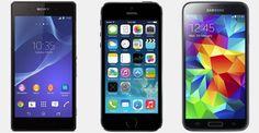 Se você está procurando um novo telefone celular para navegar na internet, acessar seus e-mails, conversar com amigos, tuitar e se divertir, pode apostar em marcas, sistemas e modelos diversos.